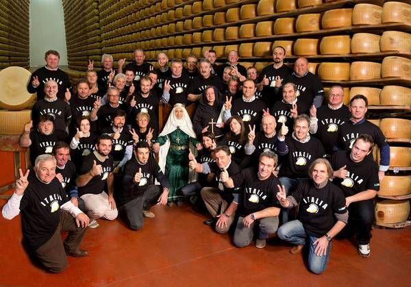Nel medagliere Parmigiano Dop 18 premi tra cui il riconoscimento di Supergold al formaggio dell'Azienda Agricola Granadoro di Cavriago. E' il re dei formaggi nella squadra azzura, mentre ilBath Blue, tipico erborinato del Regno Unito, è stato il vincitore assoluto dell'edizione a Londra  (ANSA)