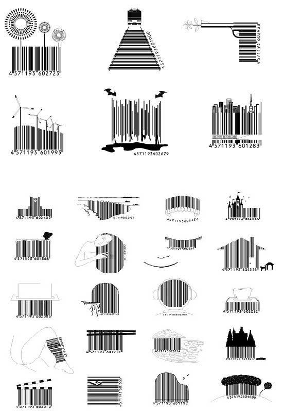 Codigos de barras en Japon    Los códigos de barras están en casi todos los productos que consumimos. Teniendo en cuenta esto, ¿por qué no verse bien?  Desde el año 2005, D-Barcode se ha dedicado al diseño códigos de barras personalizados para una clientela en su mayoría japonesa. Incluso han comenzado a vender sus mercancías a cualquier empresa que las solicite.