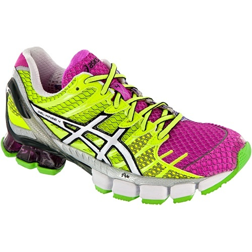 Click Image Above To Buy: Asics Gel-kinsei Asics Women's Running Shoes  Mosaic/white/mosaic