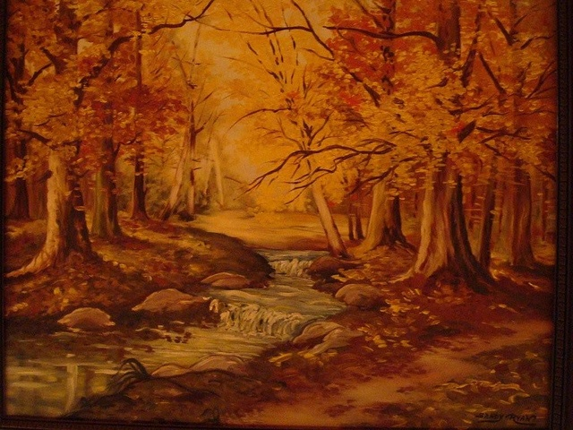 28 best paintings images on pinterest forest painting