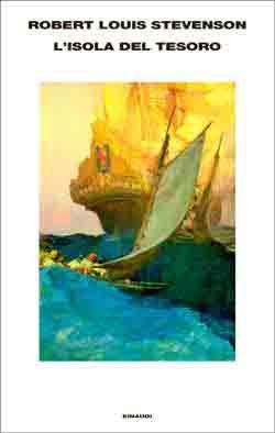Robert Louis Stevenson, L'Isola del Tesoro, Supercoralli - DISPONIBILE ANCHE IN EBOOK