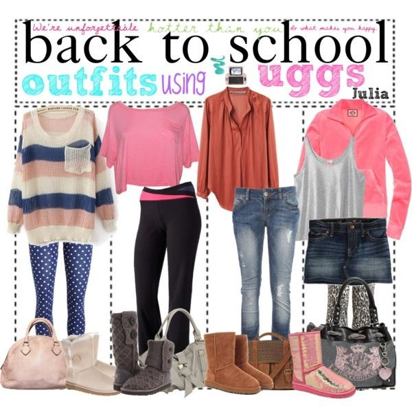 After all, the arrival of fall meant one of our favorite activities: back to school shopping. Thankfully, we're not beholden to skirt lengths that stretch to the tips our fingers or the preppy cardigans from the days of our past, but we can still fantasize about putting together the perfect back to school look.