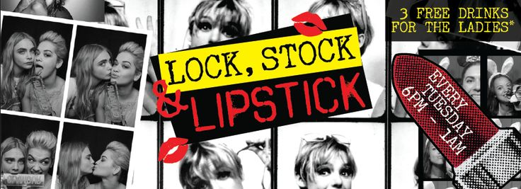 Lock Stock & Barrel, the newest and coolest venue in Dubai, and you can enjoy its inaugural Ladies Night tomorrow night (23rd Feb) with Lock Stock & Lipstick all the girls can enjoy 3 FREE drinks from 6pm till 1am! To book contact 04 914 9195 or info@lsbdubai.com