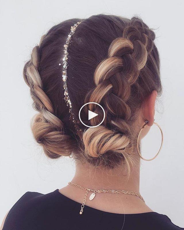 57+ Praktische en fascinerende mode-haarstijlen (2019) Haar is … – Hair