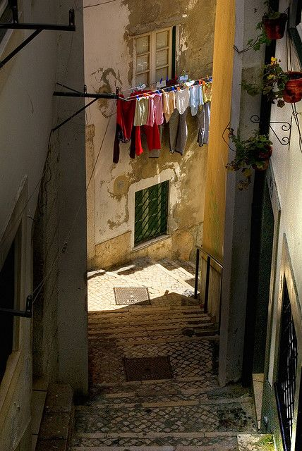 9. Reasons To Go To Lisbon With The Kids: Alfama, Lisbon