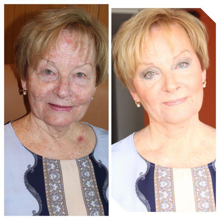 Bases de maquillaje para pieles maduras. No es fácil elegir el maquillaje correcto para nuestra piel y tono de piel, más cuando ya eres una mujer madura.