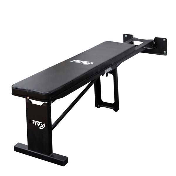 Prx Profile Folding Bench Folding Bench Gym Room At Home Home Gym Design
