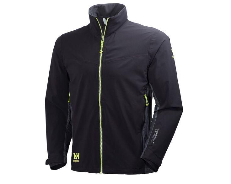 New! The Helly Hansen Magni Hybrid Jacket