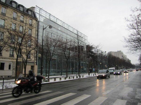 Jean Nouvel - Paris Fondation Cartier  #Jean #Nouvel Pinned by www.modlar.com