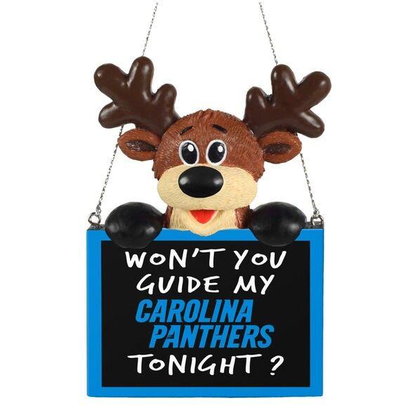 106 best Carolina Panthers Xmas decorating images on Pinterest ...