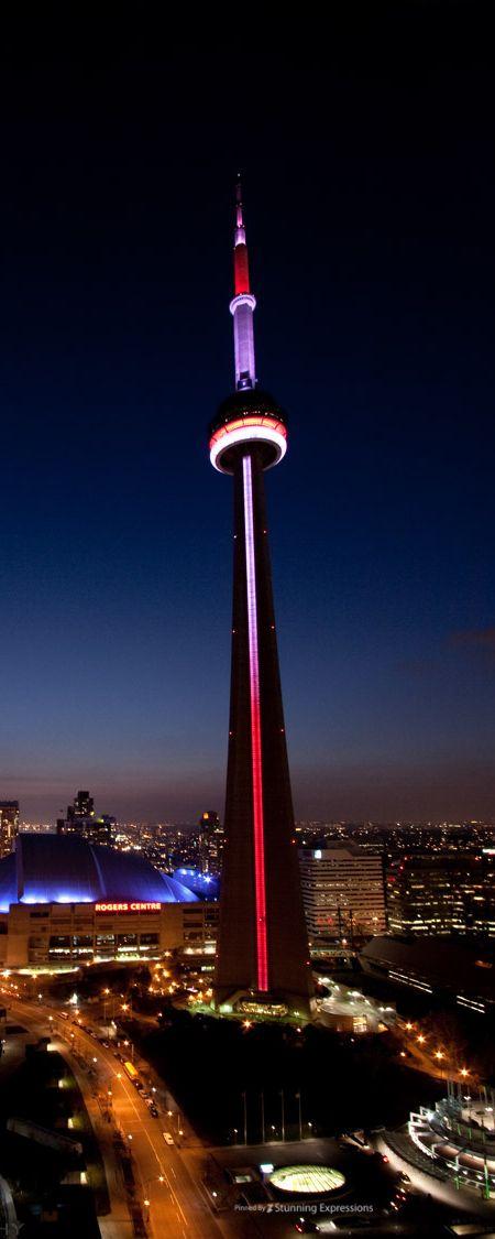 CN Tower - Toront   Canada