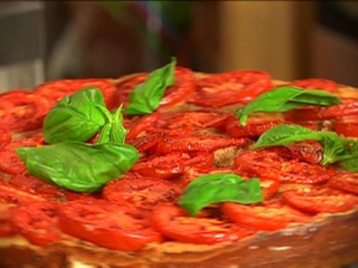 Quiche de tomates