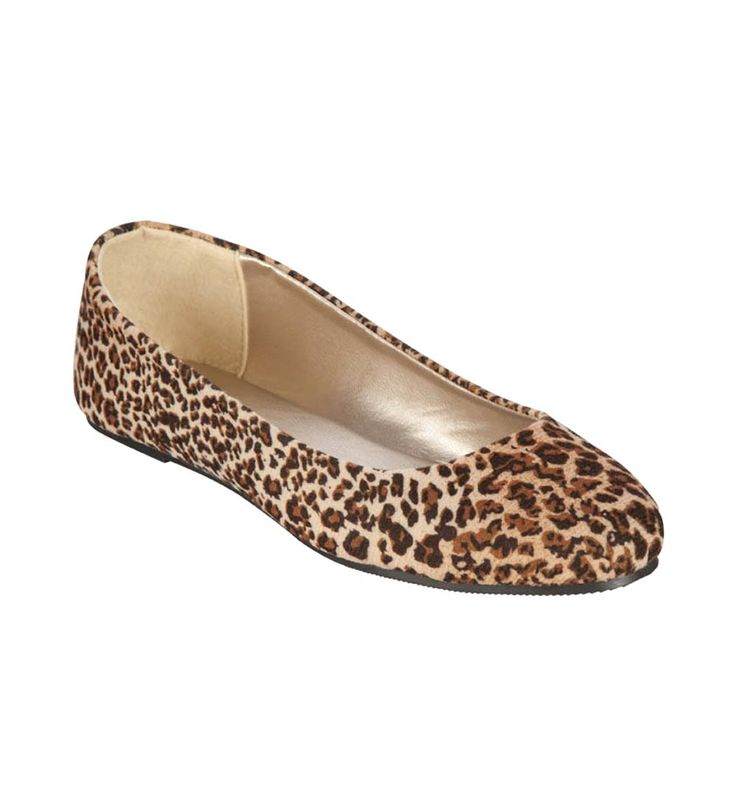 FFC NEW YORK Macy Ballerinas Brown