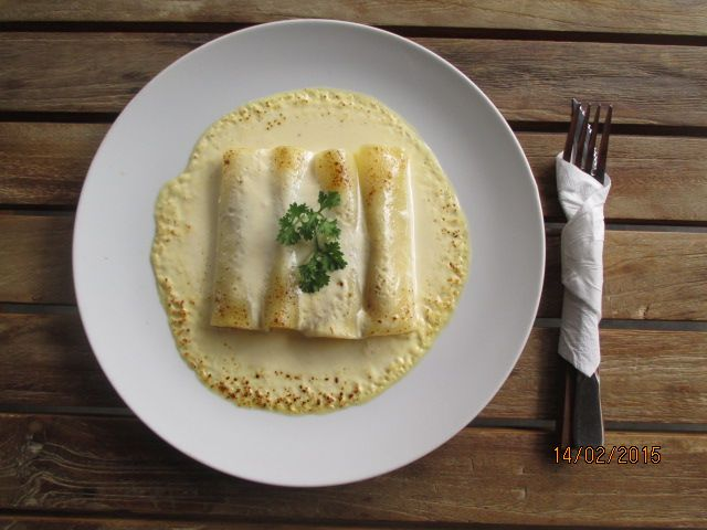Cannelloni Al Tonno, Nanamia Pizzeria, Jl. Tirtodipuran, Jogja