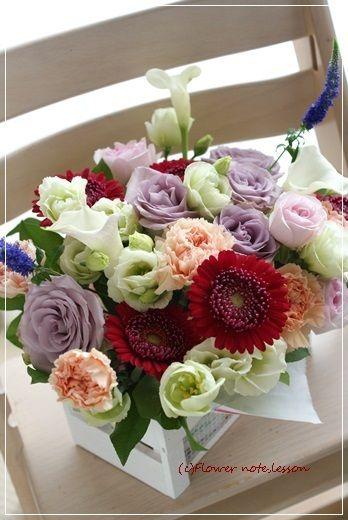 Flower noteのHP http://flowernote.net/ Flowernoteのギャラリーはこちら 小さなお花の教室はこちら メールの返信…