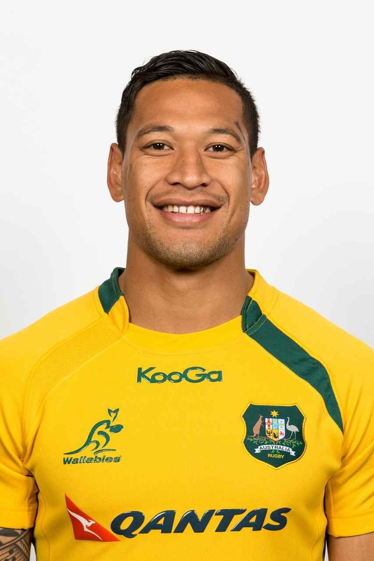 Israel Folau Fullback  Profile	   Height:	 1.93m Weight:	 103kg Date Of Birth:	 03/04/1989 Place of Birth:	 Minto, NSW Rugby Career	   Senior Club:	 NSW Waratahs Stats	   Test Rugby Caps:	 3 (Wallaby No.867) Test Rugby Points:	 10 (2t) Test Rugby Debut:	 2013 v British & Irish Lions, Brisbane