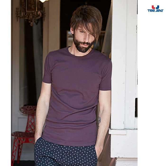 nice T-shirt TeeJays Interlock