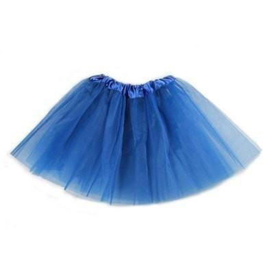 Tutu Dance Skirt Translucent 3-Layer Net Yarn