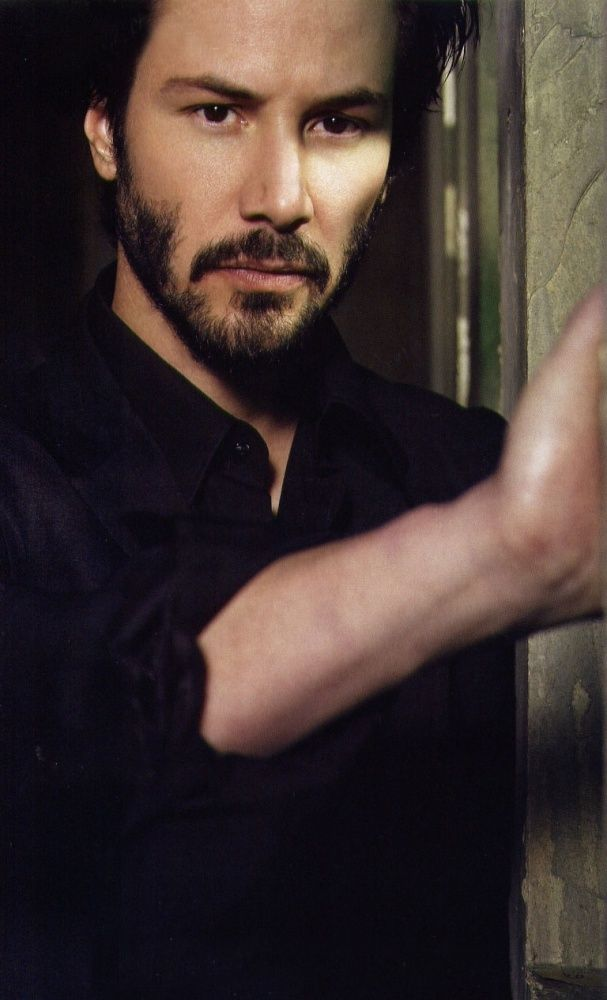 Keanu ♡♥ Reeves - this guy is the real deal. He's not just an actor, he actually has the skills you see in movies in real life, humble, generous, and not bad to look at. What's not to love about this guy?