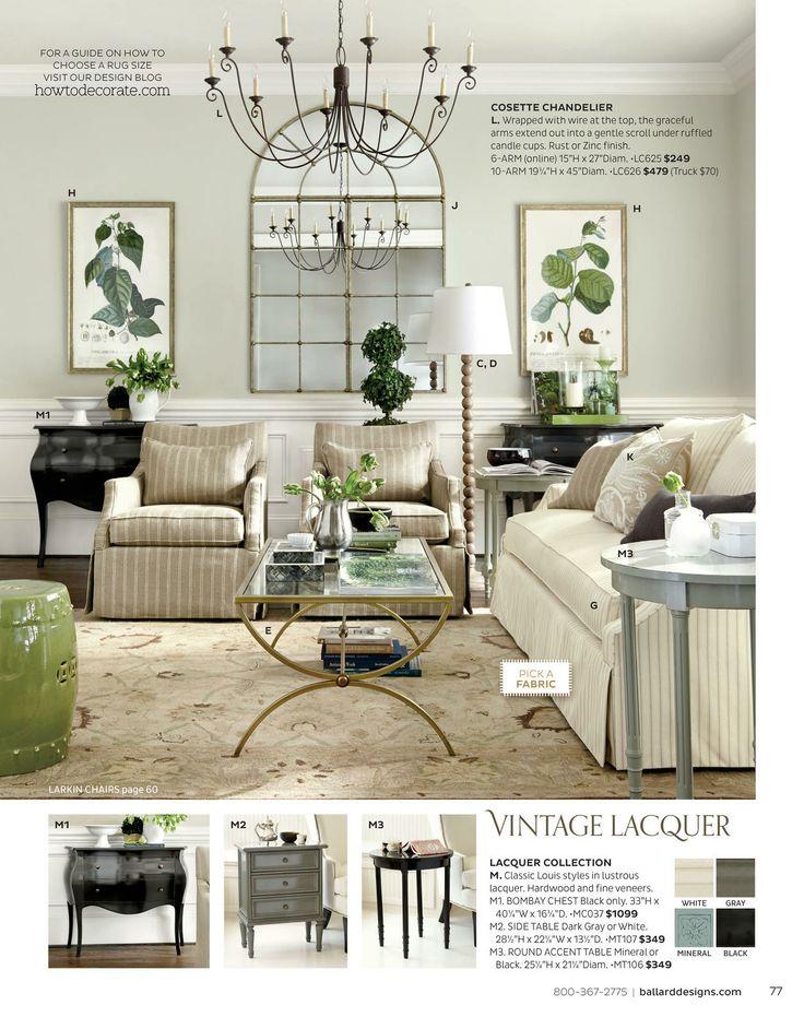 Ballard Designs Online Catalogs Decor Pinterest
