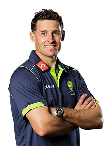 Michael Hussey (1975) - highly recommended, strong appeal nationally and especially in WA. Just retired - nice angle for us!