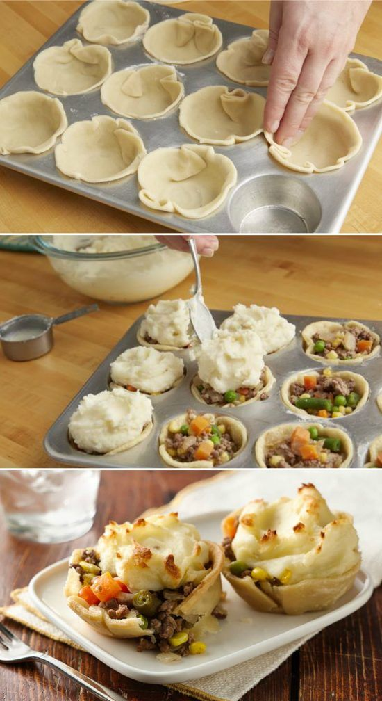 Amazing Muffin Tin Recipes You'll Love