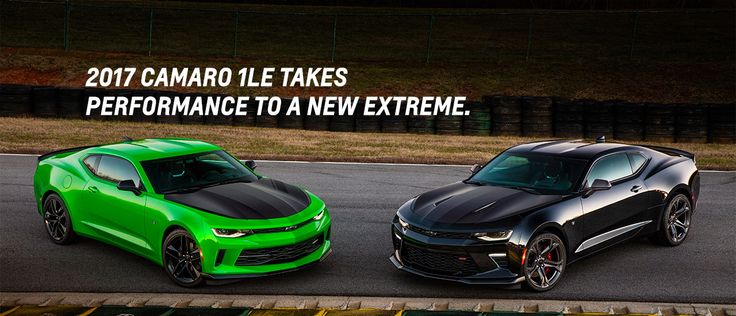 The new Elite Track Packages offered on the 2017 Camaro are taking 'performance' to new heights!
