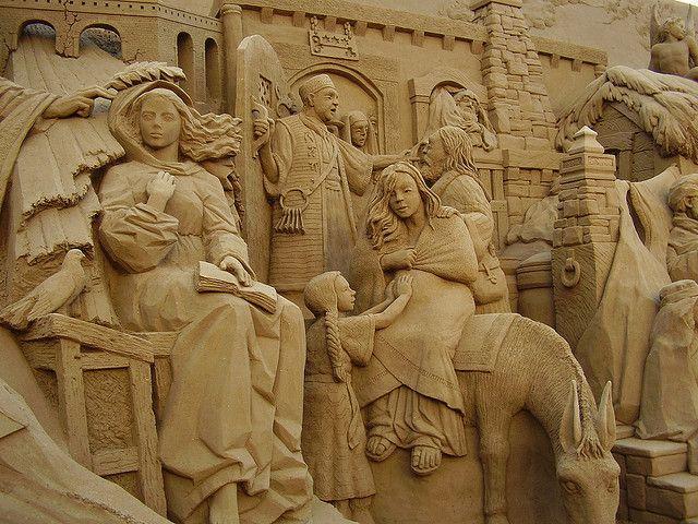 JPB:Sculture di sabbia   Flickr - Photo Sharing!