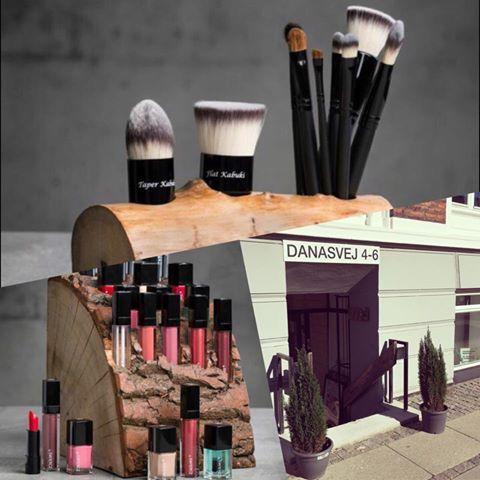 Lækker make-up fra BySwiercz forhandles hos Clinique de Prairie  BySwiercz været i KIG IND og Se & Hør