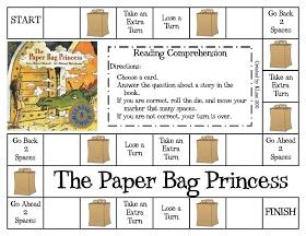 The Paper Bag Princess  Lesson Plan  Educationcom