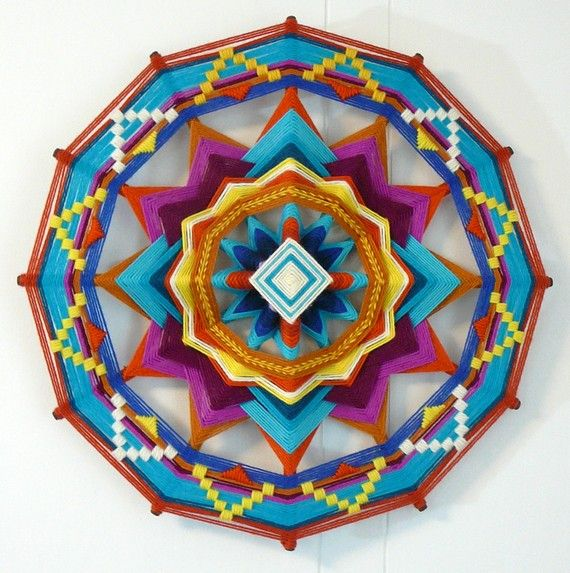 ojo de dios from jayfroggy on etsy.