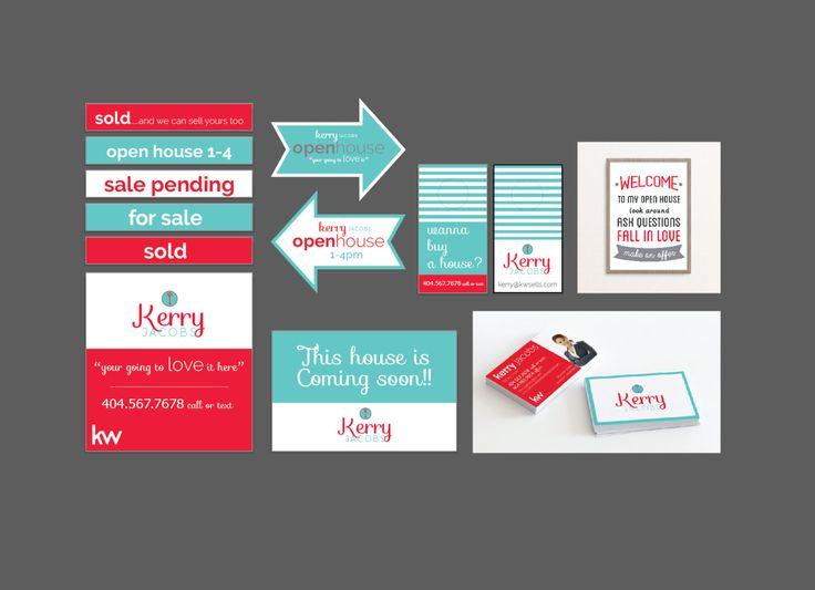 18 best Real Estate Sign Design images on Pinterest Real estate - house for sale sign template