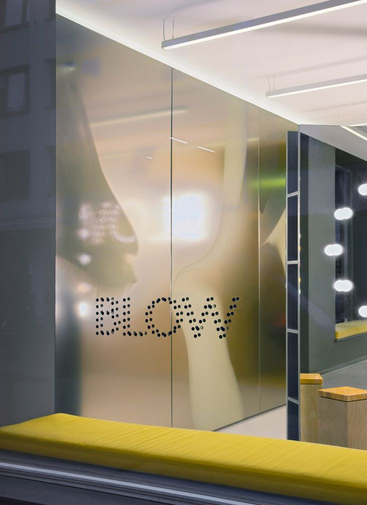 studio david thulstrup: blow hair salon in copenhagen - designboom   architecture & design magazine