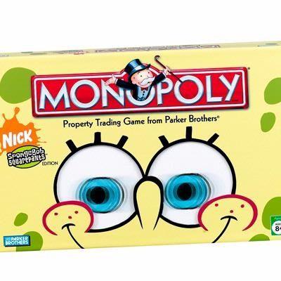monopoly game | spongebob | Monopoly Games | Pinterest