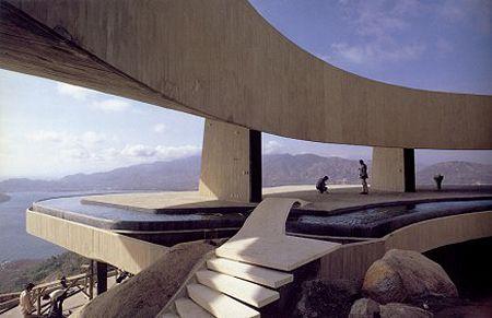 JOHN LAUTNER: Lap Pools, John Lautner, Architects, Casa Marbrisa, Interiors Architecture, Design Interiors, Fashion Art, Acapulco Mexico, House