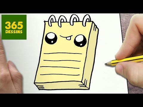 COMMENT DESSINER VERNIS À ONGLES KAWAII ÉTAPE PAR ÉTAPE – Dessins kawaii facile - YouTube