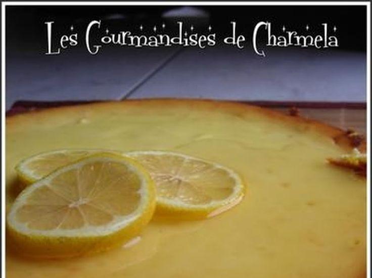 Cheesecake citron et ricotta