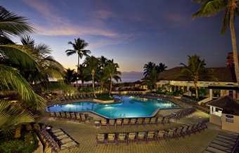 Pool at the Hilton in Marco Island, FL. Spent many spring breaks here with the family. So many good memories.