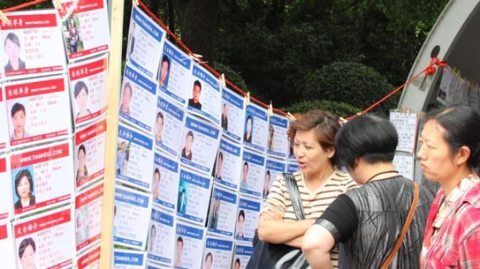 Shanghai Marriage Market China - Biar Nggak Ketipu Foto Editan, Cari Pacar di Pasar Ini Aja