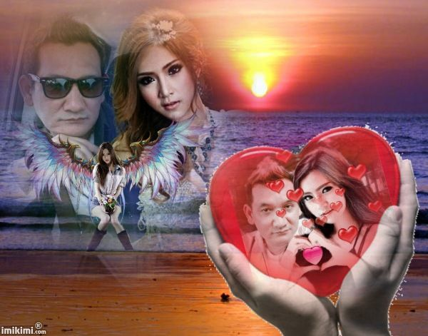 romantic sunset-lissy005