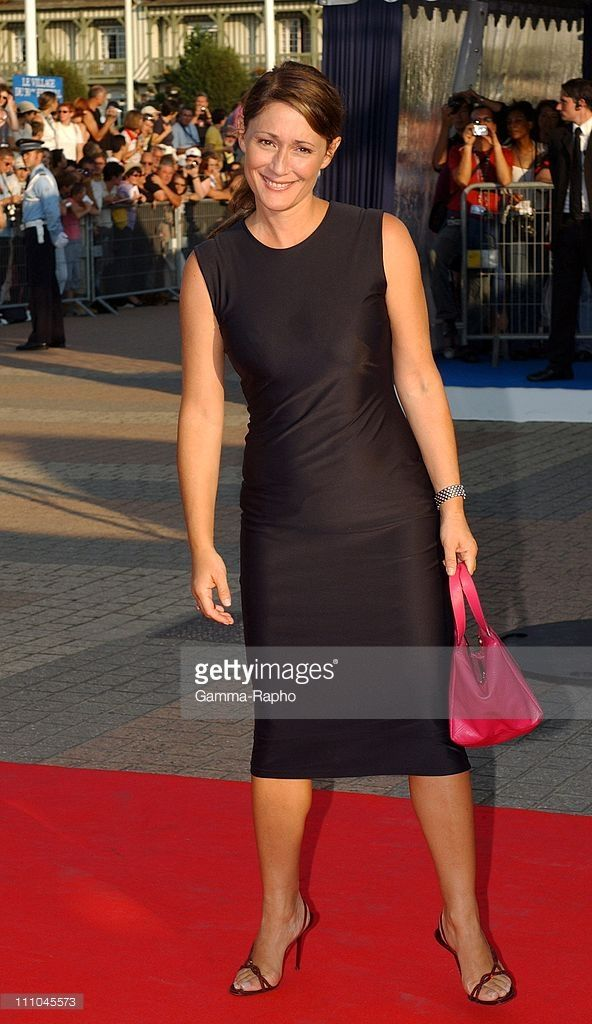 premiere of 'The Terminal': Daniela Lumbroso in Deauville, France on September 04, 2004