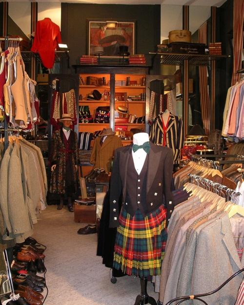 a really special closet for a manDass Man, A Man, Stylish Gentleman