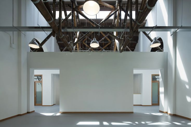 Gallery of Space Renovation of No.5 Teaching Building / C+ Architects - 7