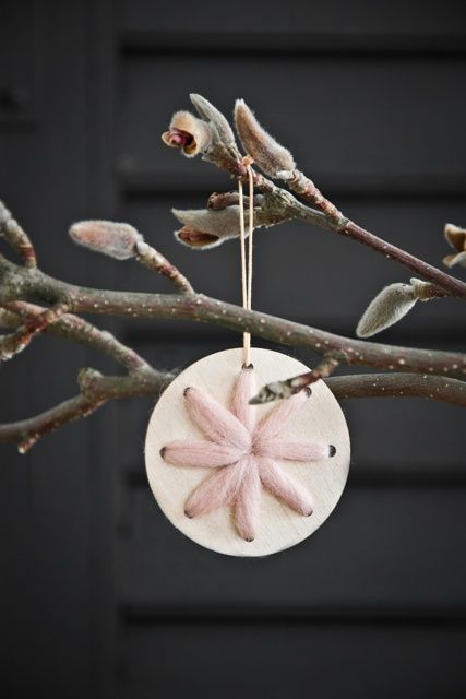 Kerst inspiratie foto's | Scaapi | Vilt & Breigoed