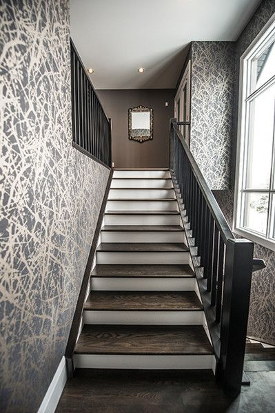 Best 214 Best Hallway Decorating Staircase Ideas Images On Pinterest Ladders Staircases And Stairs 400 x 300
