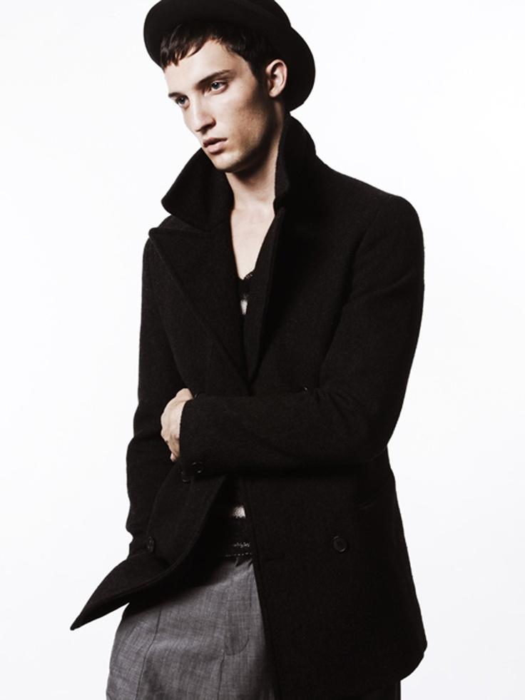 Model: Max Von Isser