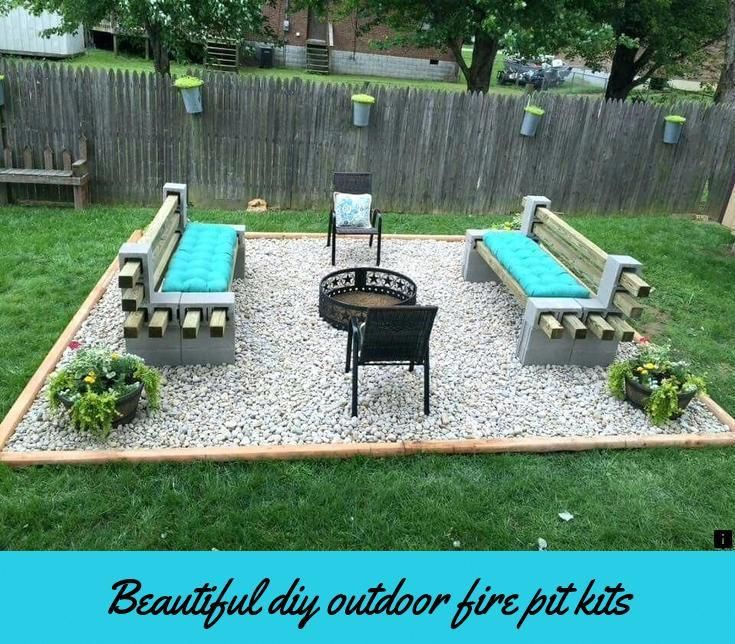 Find Out About Diy Outdoor Fire Pit Kits Follow The Link For More Information Enjoy The Website With Images Backyard Seating Area Backyard Fireplace Backyard Fire