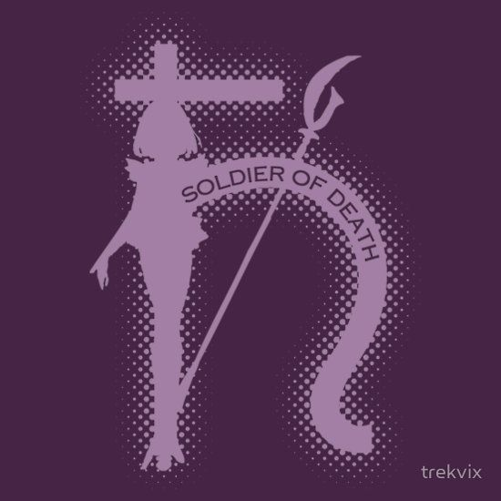 Sailor Saturn (Purple) by trekvix. Awesome T-shirt!