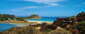 Baia Chia , Sardinia (Italy) the beauty of the sea