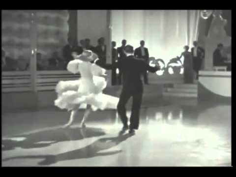 Love this!!! Cosmopolitan Hotel commercial music to Ginger Rogers and Fred Astaire Dancing!!  Parov Stelar- Swing Booty